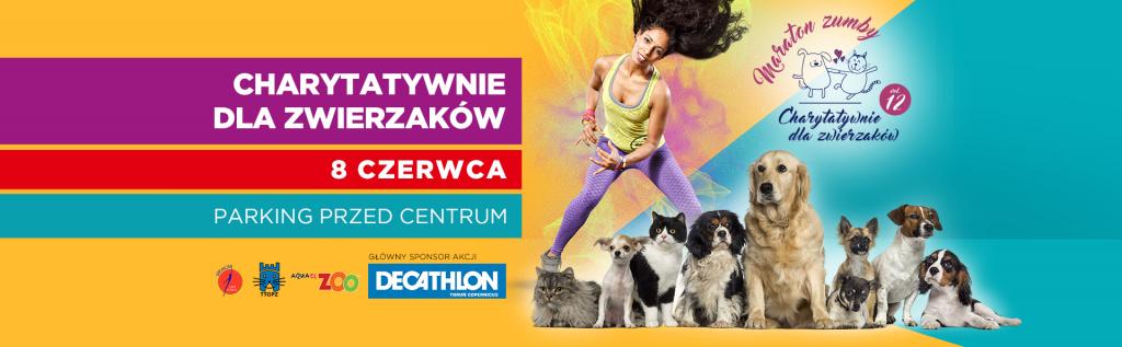 Atrium Copernicus_Charytatywnie dla zwierzaków_plakat