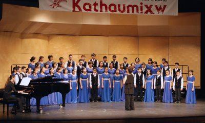 Dziecięco-Młodzieżowy Chór Filharmonii w Tajpej, Tajwan (1)