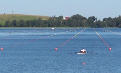 Rowing-track-in-Galve-lake-Trakai-Lithuania-2012