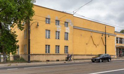 23.07.2019 Kino Grunwald przed remontem - fot. Szymon Zdziebło